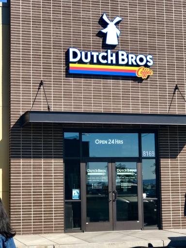 Dutch Bros. Coffee near PDX Airport