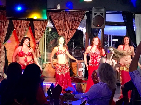 Live show in Pasha Restaurant & Lounge in Lake Oswego, OR