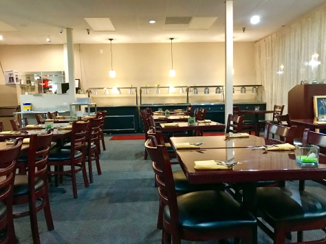 Inside Zaiqa in Hillsboro