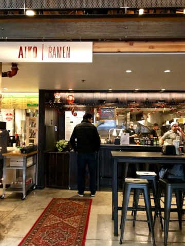 Aiko Ramen in Portland Food Hall