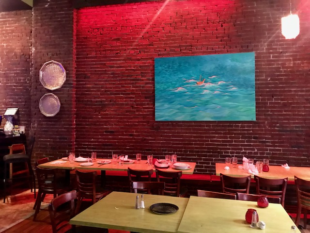 Inside Tangier, a Moroccan Restaurant in Portland Downtown