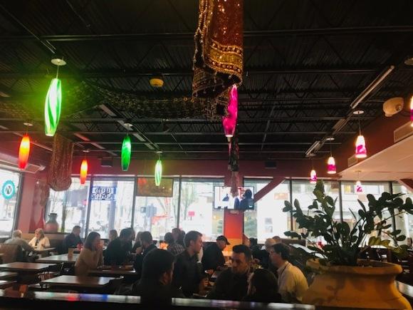Gandhi Restaurant in Portland Downtown