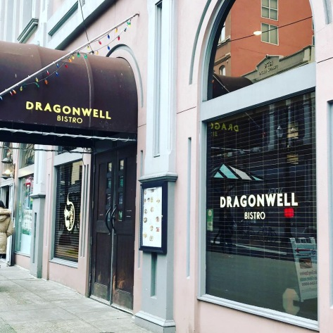 Dragonwell Bistro in PDX Downtown
