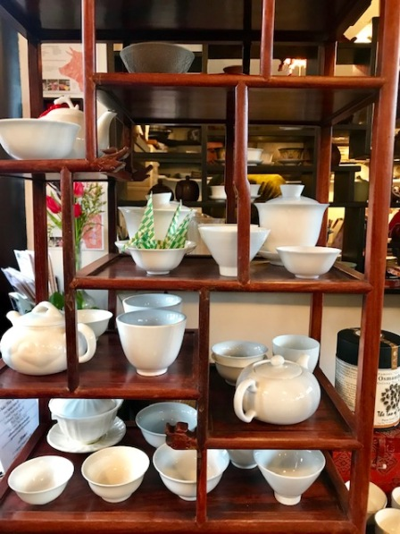 Decoration Inside The Tao of Tea