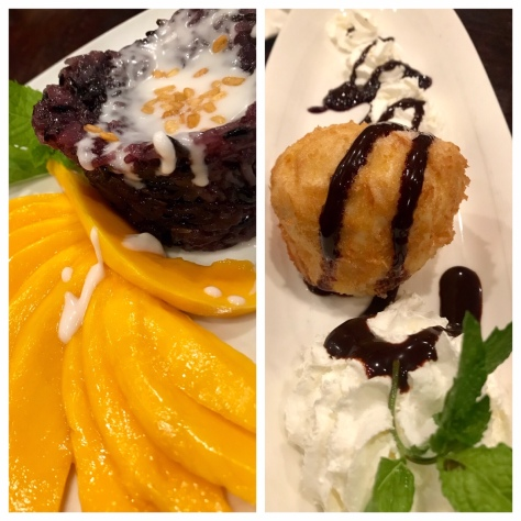 Some desserts in Dang Nine in Hillsboro, OR