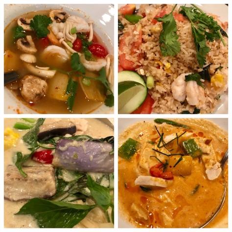 Few dish in Dang Nine in Hillsboro, OR