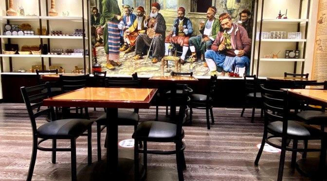 Arabella Cafe in Washington sq. mall